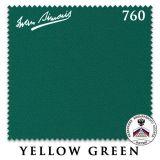 Сукно Iwan Simonis 760 Yellow Green ширина 195см