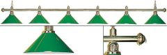 Лампа шесть плафонов